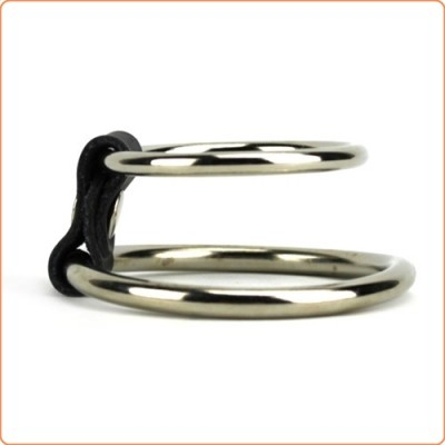Wholesale Double Cock Ring Harness