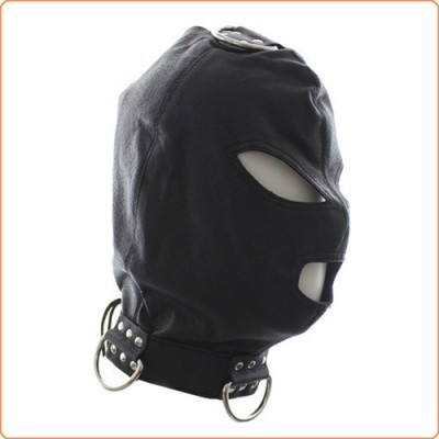 Wholesale Gothic Black Hood