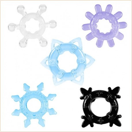 Wholesale Sunny Cock Ring Set