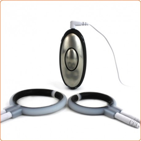 Wholesale Electric Shock Cock Ring