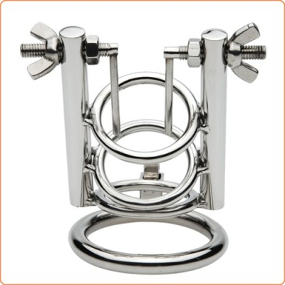 Wholesale Stainless Steel Urethral Spreader CBT Chastity Cage
