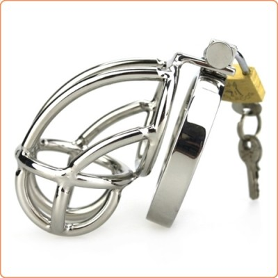Wholesale Stainless Steel Chastity Device