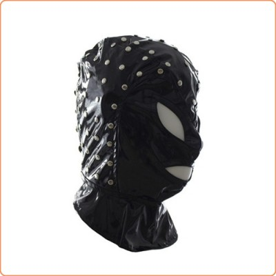 Wholesale Studded Roundly Full Head Hood