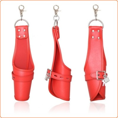Wholesale Leather Lined Suspension Cuffs
