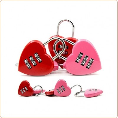 Wholesale Heart Password Lock
