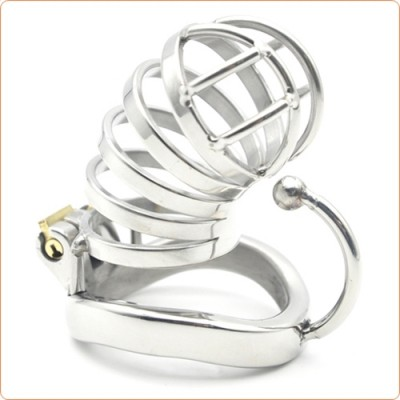 Wholesale Ball Hook CockCuff Chastity Cage
