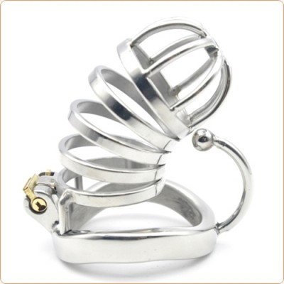 Wholesale Ball Hook CockCuff Chastity Device