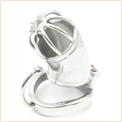 Wholesale Ball Hook Locking Chastity Cage