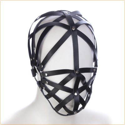 Wholesale Cross Belt Half Face  Hood