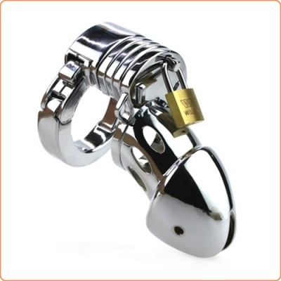 Wholesale Male Chastity Device Adjustable 5 Size Ring