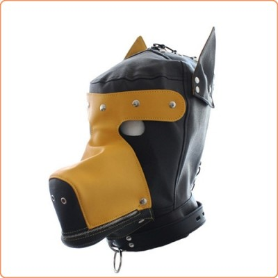 Wholesale Dog Hood with Detachable Blindfold