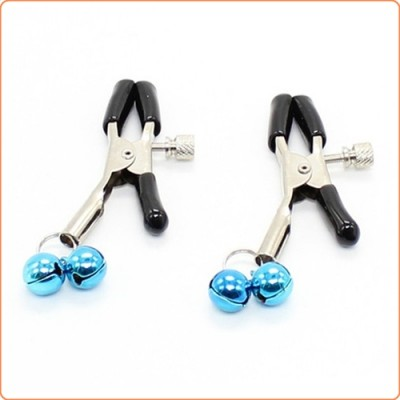 Wholesale Nipple Clamps with Colorful Bell