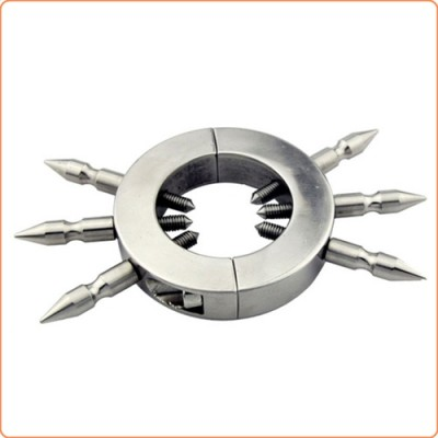 Wholesale Stainless Steel Ball Stretcher with Spikes