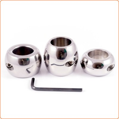 Wholesale Heavy Bondage Stainless Steel Ball Stretching