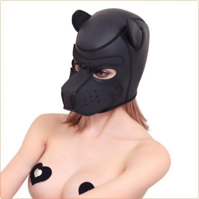 Wholesale Senior Dog Bondage Hood