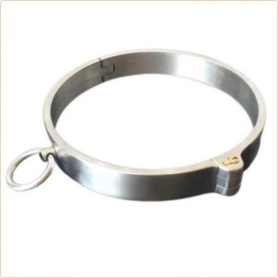 Wholesale Plug Key Steel Neck Collar