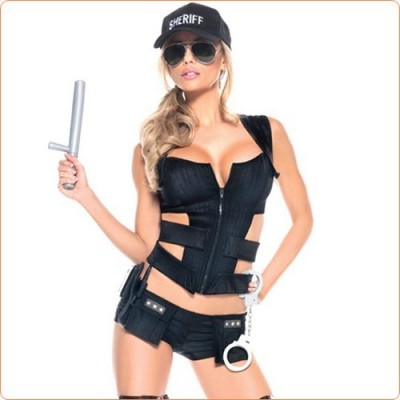 Wholesale Dashing Beauty Instructor Role Playing Costume