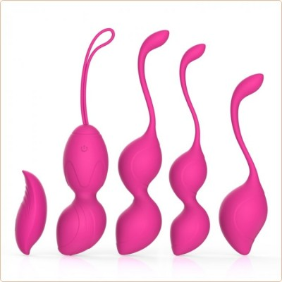 Wholesale Yvette 3 in 1 Kegel Balls