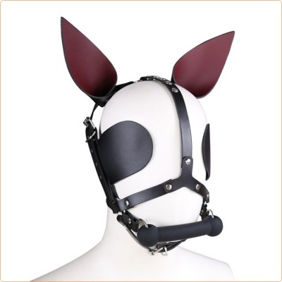 Wholesale Dog Hoods With Bit Gag