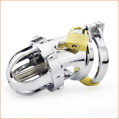 Wholesale Titanium alloy Male Chastity Device