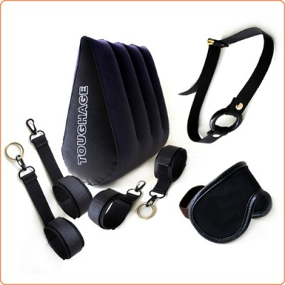 Wholesale Toughage Inflatable Sex Pillow Positions Bondage Kit