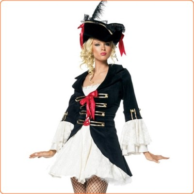Wholesale Exotic Charming Pirate Cosplay Uniform