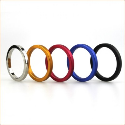 Wholesale Aluminum Cock Ring