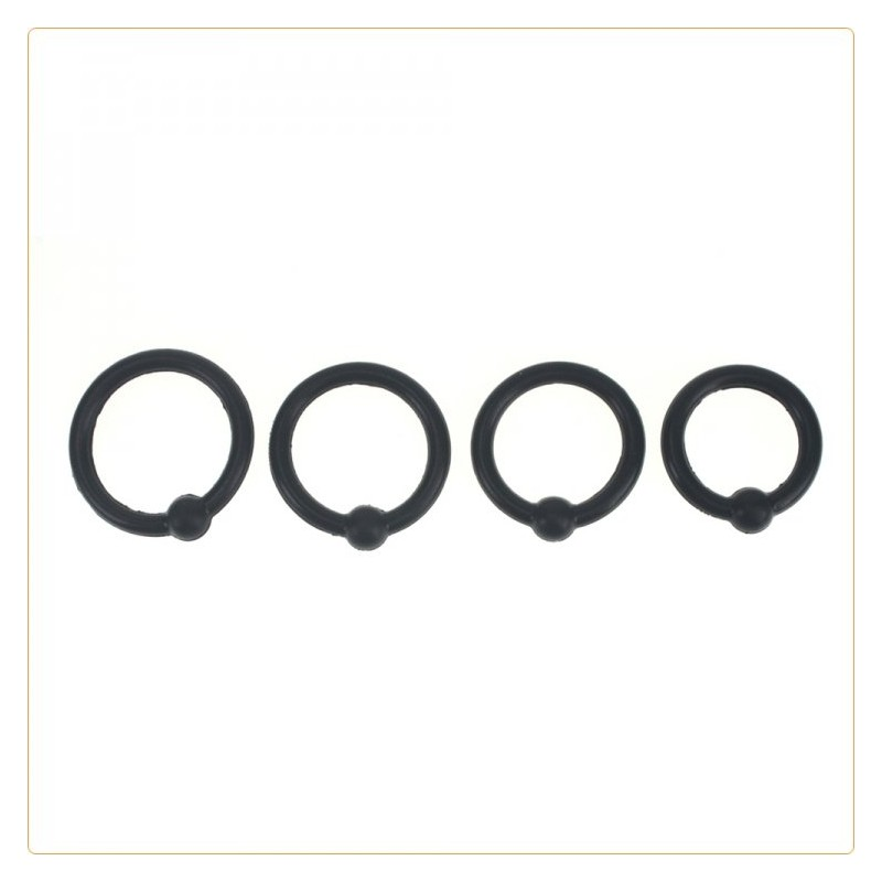 Wholesale Silicone Cock Head Ring Set