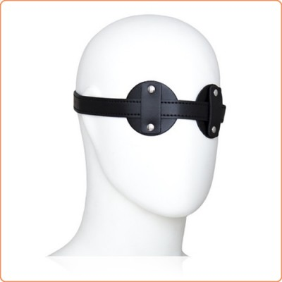 Wholesale Leather Full Eye Blindfold