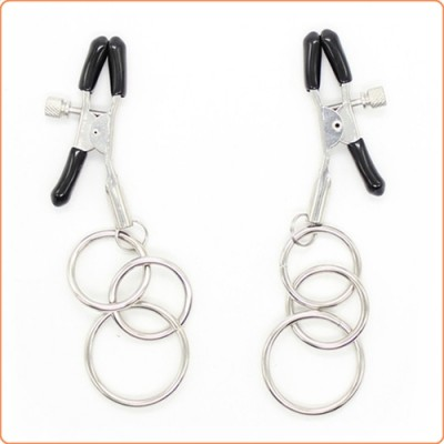 Wholesale Nipple Clamps with 3 Ring