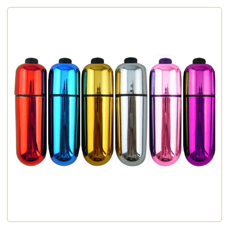 Wholesale One Speed Electroplate Bullet
