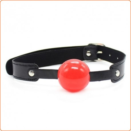 Wholesale Rolling Buckle Deluxe Ball Gag