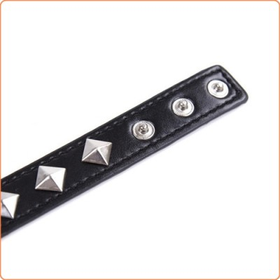 Wholesale Rivet Pin Buckle Neck Collar