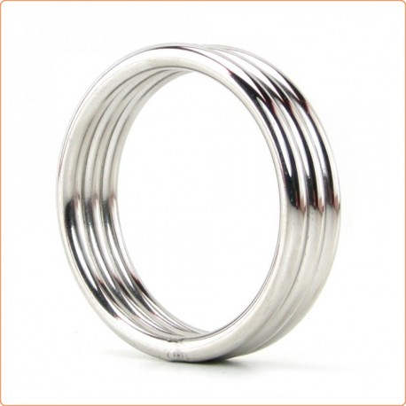 Wholesale Echo Stainless Steel Cock Ring
