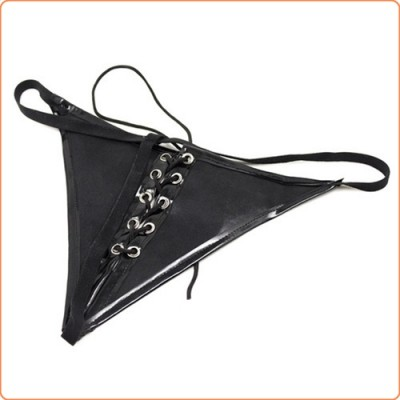 Wholesale Leather Lace Up Thong