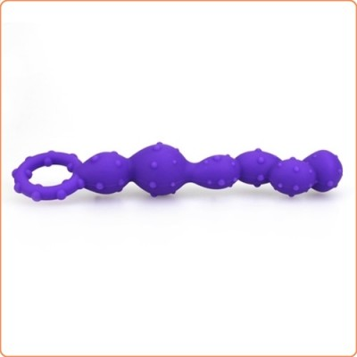Wholesale Ultimate Silicone Anal Beads