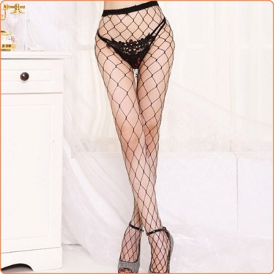 Wholesale Sexy Fishnet High Waist Pantyhose