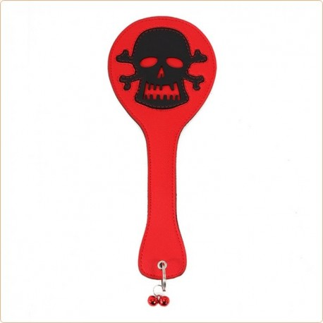 Wholesale Round Paddle With Skull