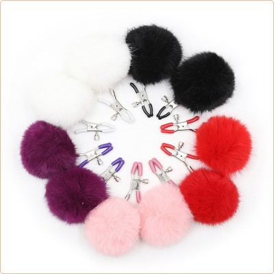 Wholesale Hairball Nipple Clamp