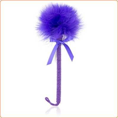 Wholesale Rope Handle Feather Tickler
