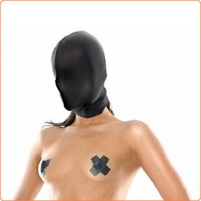 Wholesale Fetish Fantasy Spandex Full Face Hood