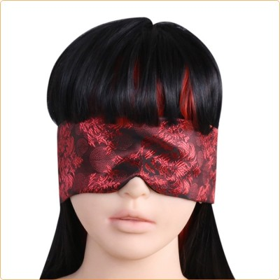 Wholesale Satin Elasticity Blindfold