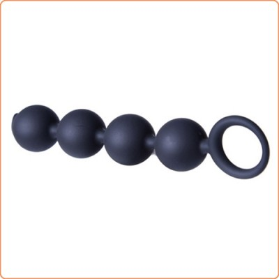 Wholesale Silicone 4 Ball Anal Beads