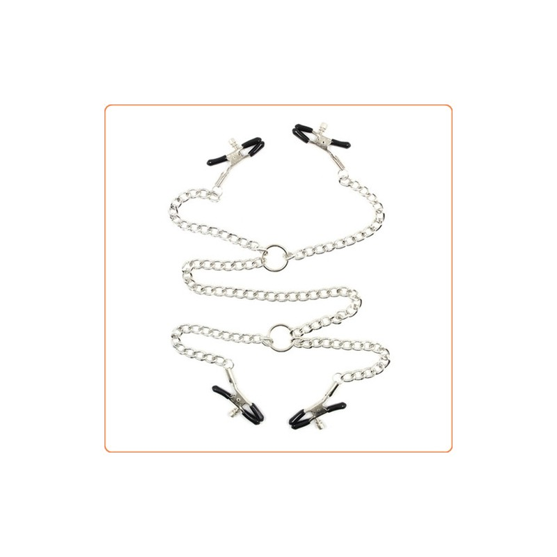 Wholesale Game of Chains Extreme Clamp Bondage System