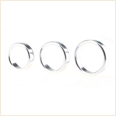 Wholesale Colorful Aluminum  Cock Ring