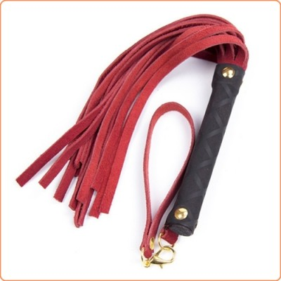 Wholesale Golden Hook Faux Leather Whip