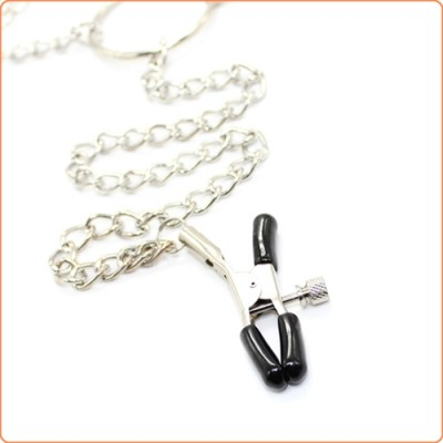 Wholesale Nipple Clamps and Clit Clamp with Chain