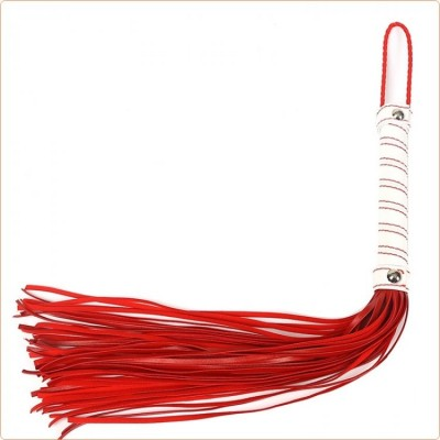 Wholesale White Handle Whip