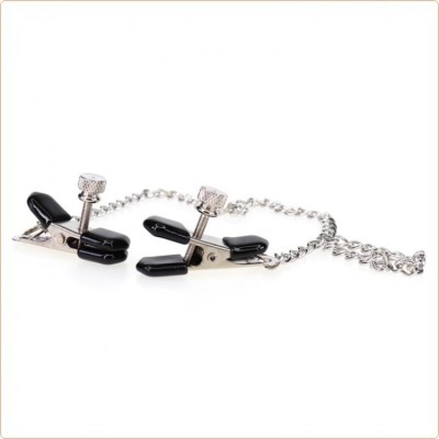 Wholesale Crab Nipple Clamp With Chain