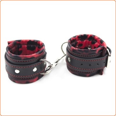 Wholesale Deluxe Pin Buckle Leather Wrist / Ankle Cuffs